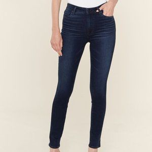 PAIGE Verdugo Ankle Skinny Jeans In Clayton